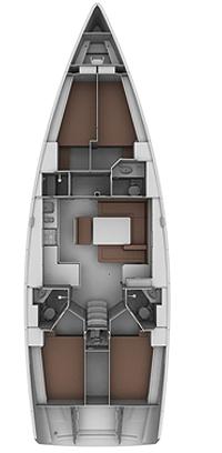"""Yachtcharteer Bavaria 45 cruiser """"Barrique"""""""