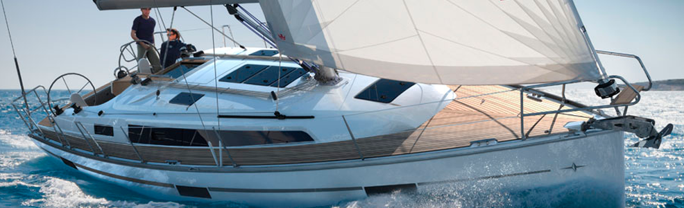 "Yachtcharter Bavaria 37 cruiser ""Barbera"""