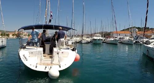 Charterflotte und Basen Kroatien Adria