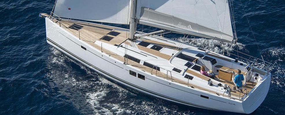 "Yachtcharter Hanse 505 ""Amarone"""