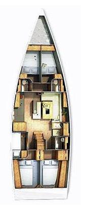 "Yachtcharteer Hanse 505 ""Amarone"""