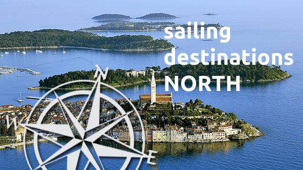 Sailing Destinations North Dalmatia