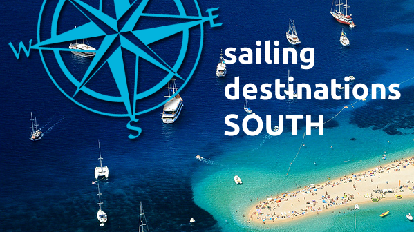 Sailing Destinations South Dalmatia