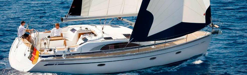 "Yachtcharter Bavaria 40 cruiser ""Chianti"""