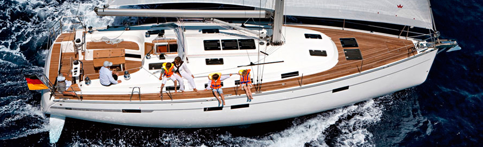 "Yachtcharter Bavaria 45 cruiser ""Barrique"""