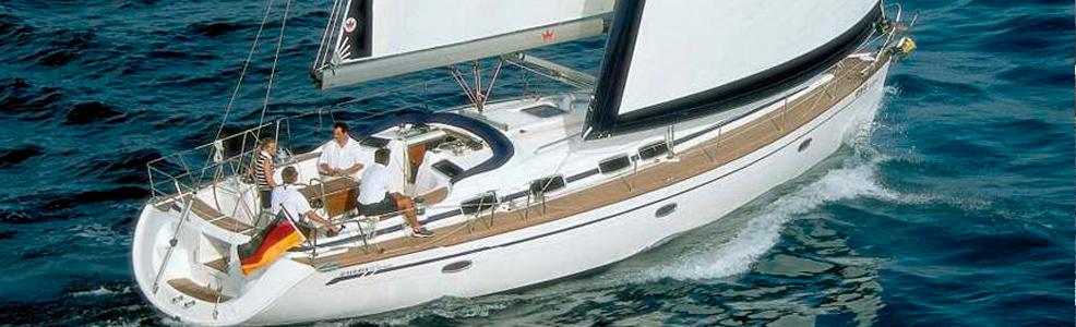 "Yachtcharter Bavaria 46 cruiser ""Traminac"""
