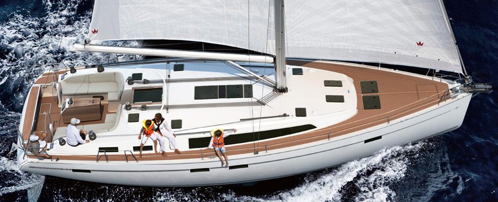 "Yachtcharter Bavaria 51 cruiser ""Pinotage"""
