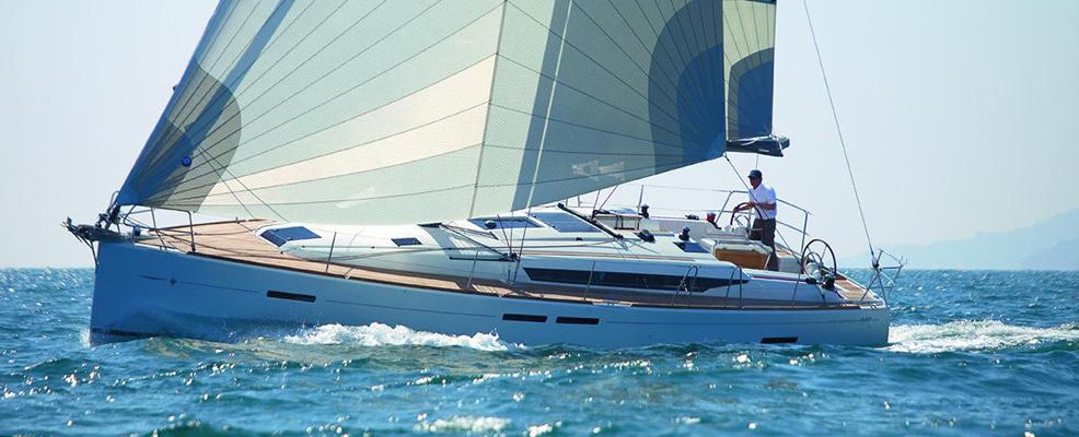 "Yachtcharter Sun Odyssey 449 ""Beaujolais"""