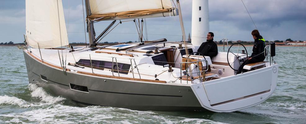 """Yachtcharter Dufour 382 Grand large """"Médoc"""""""