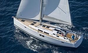 yachtcharter croatia boat hanse 505