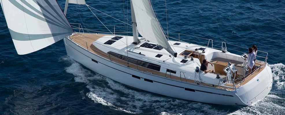 """Yachtcharter Bavaria 46 cruiser """"Tokaj"""""""