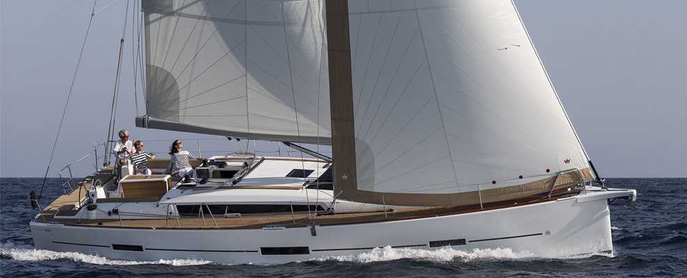 "Yachtcharter Dufour 460 GL  ""Sea Splash"""
