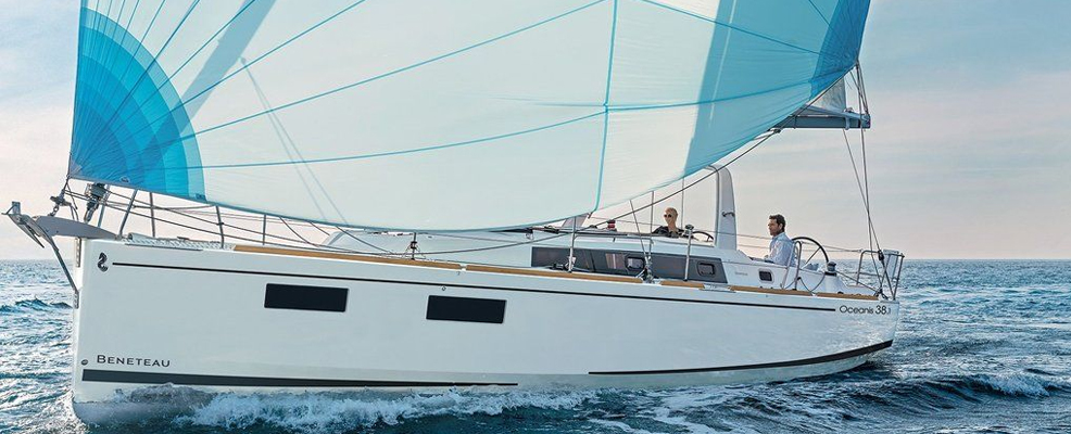 "Yachtcharter Oceanis 38.1 ""Bordeaux"""