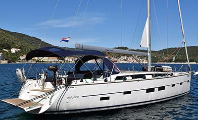 yachtcharter kroatien dd kufner 50