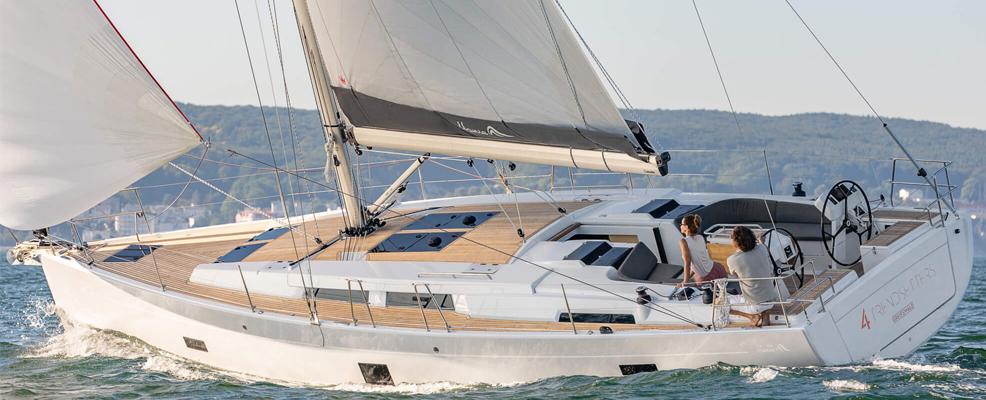 "Yachtcharter Hanse 458 ""Chianti"""